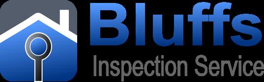 Bluffs Inspection Logo